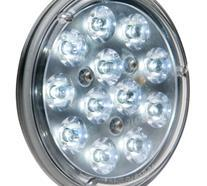LED LANDING (Spot Light, 10°), 0.68A/28V, PLED2L, P36P2L