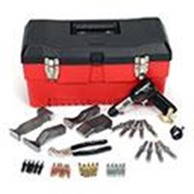 RIVET KIT W/2X RIVET GUN - Adams Aviation Supply