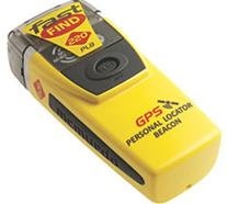 FASTFIND 220A  PLB 406 GPS PERSONAL  LOCATOR BEACON 406mhz/121.5mhz