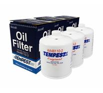 SPIN EZ OIL FILTER, SPIN-ON - SIX PACK