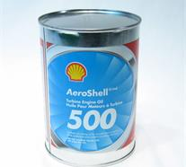 AEROSHELL 500, TURBINE OIL US QUART, MIL-PRF-23699F-STD