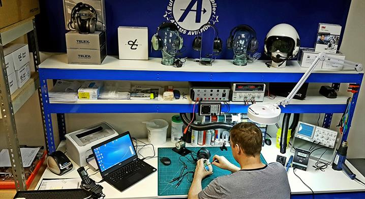 Headset workshop