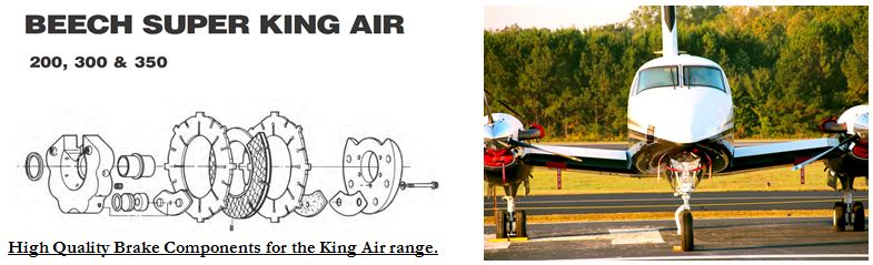 IQ Information Newsletter      -    If you're not using Rapco Brakes on your King Air what's stopping you?