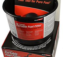 FUEL FILTER FUNNEL, 5 GPM  (WATER/FUEL SEPARATOR)