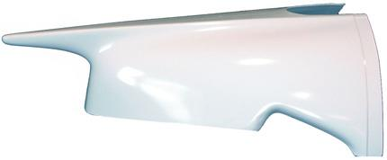 FAIRING, TAIL CONE, UPPER, FIBERGLASS