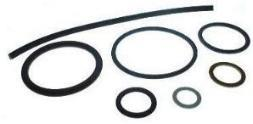 MAIN OR NOSE STRUT SEAL KIT FOR PIPER PA23 APACHE / AZTEC