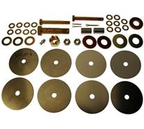 TORQUE LINK KIT, Piper, Main