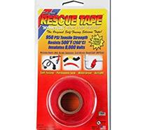 RESCUE TAPE RED, 25MM X 3.65M ROLL  C-1368