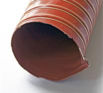 "LINED SILICONE DUCTING 3""  11 FT. (3,35MTR.)"